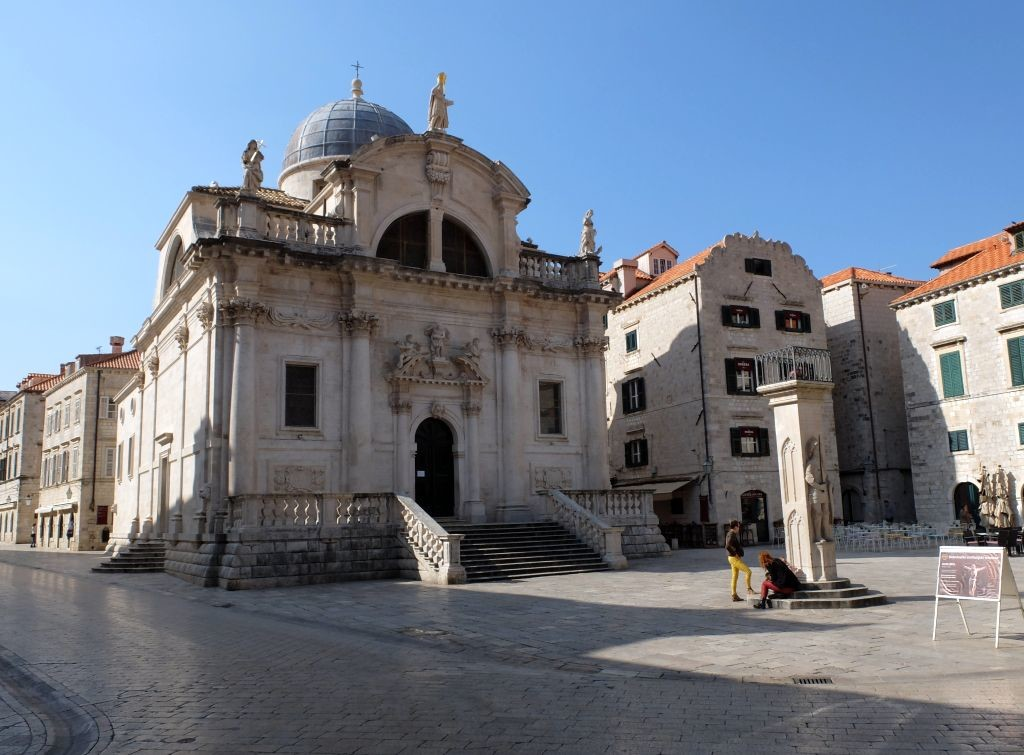 Dubrovnik's Old City Centre