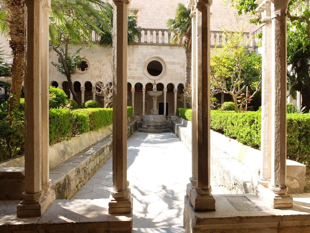 Dubrovnik - Franciscan Monastery