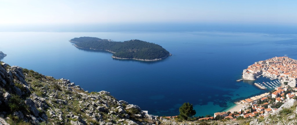 Dubrovnik and Island of Lokrum
