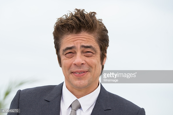 Benicio Del Toro, photo Getty Images