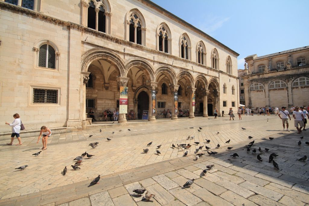Rector's Palace in Dubrovnik, photo Flare Studio