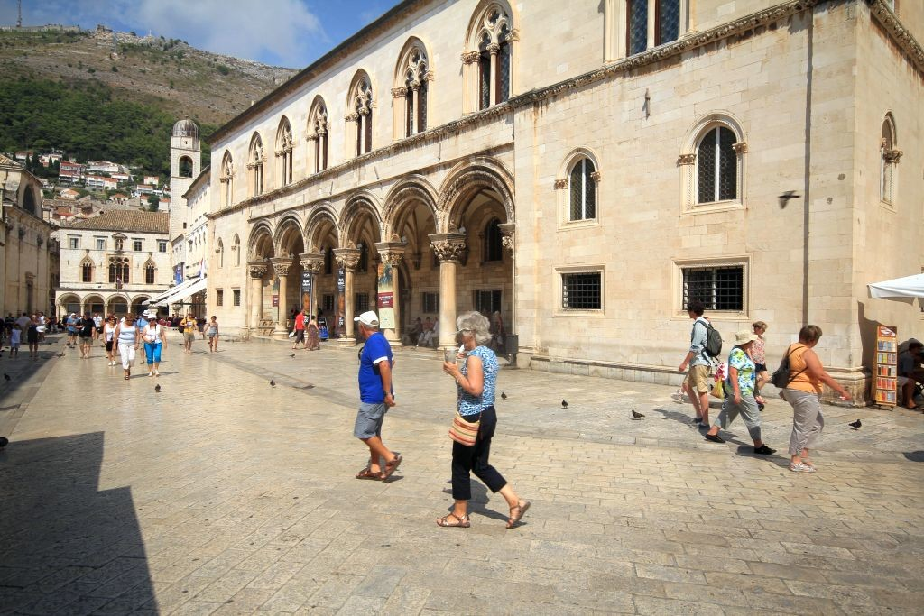Rector's Palace in Dubrovnik's Old City Centre, photo Flare Studio