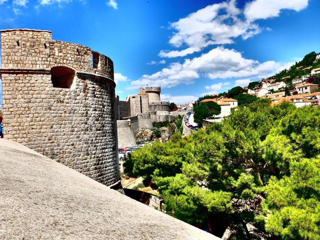 Dubrovnik City Walls, photo Insider Holidays