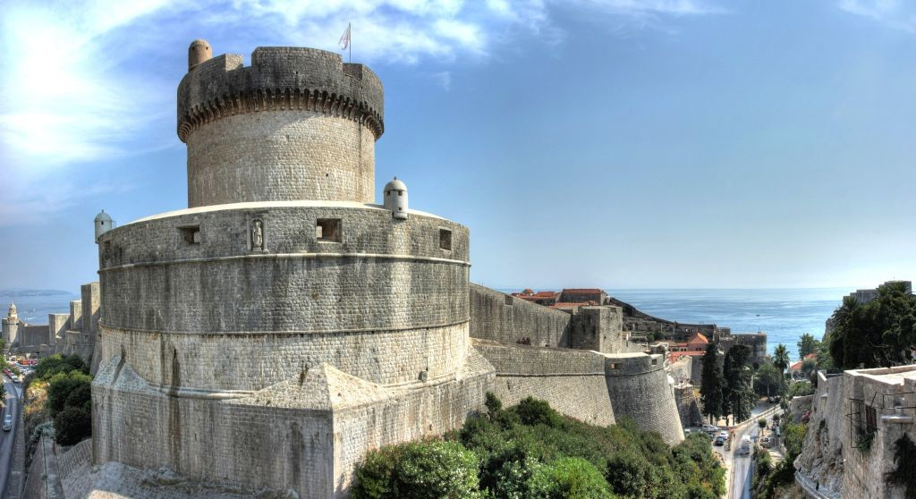 Minceta Fortress, Dubrovnik, photo Flare Studio