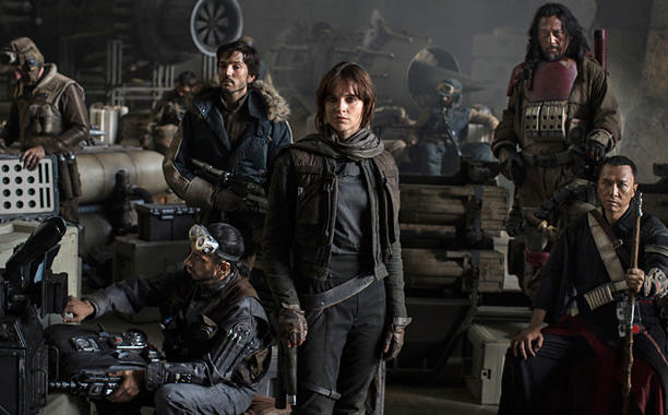 Rogue One: A Star Wars Story, photo Jonathan Olley/Lucasfilm