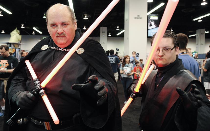 Star Wars Fans Cosplay