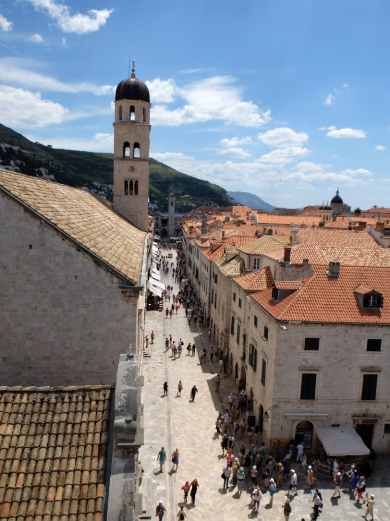 Dubrovnik's Main Street - Stradun, photo Insider Holidays