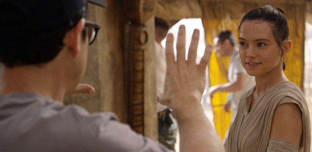 Directing Rey, photo Disney