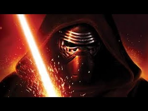Kylo Ren, photo YouTube
