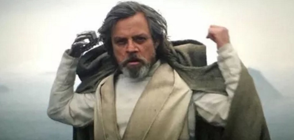 Luke Skywalker, photo Lucasfilm