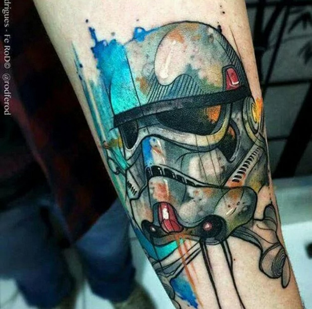 Artist rodferod, Photo Tattoodo