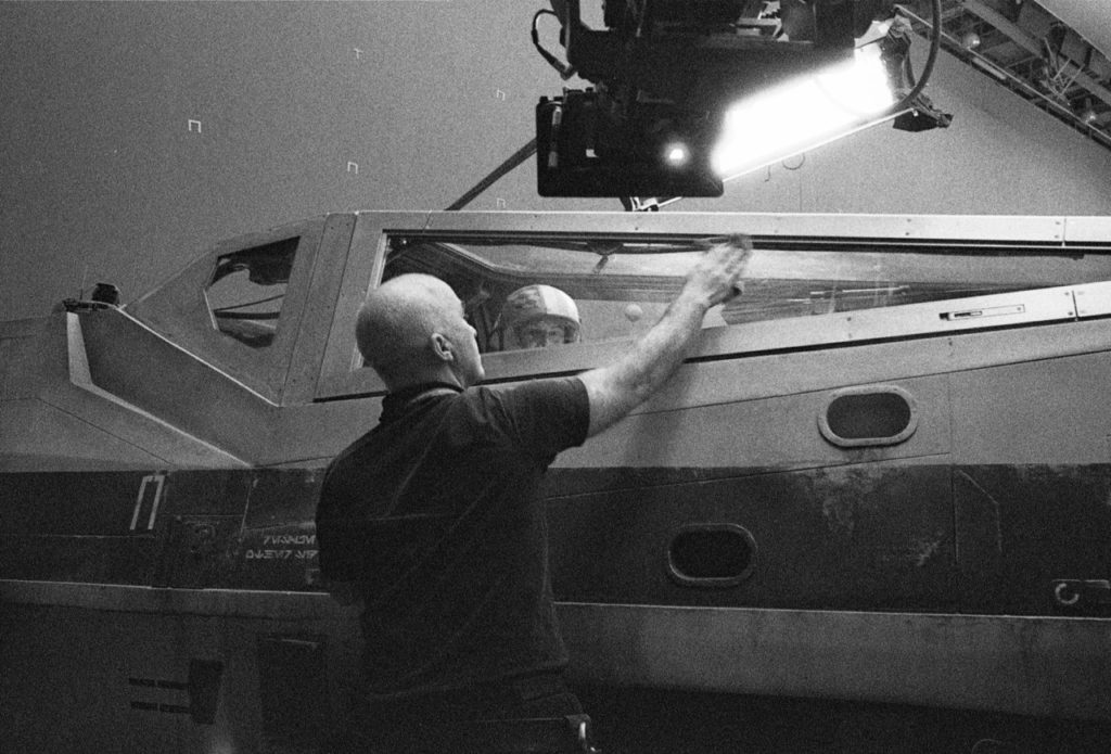 Episode VIII being created, photo Tumblr