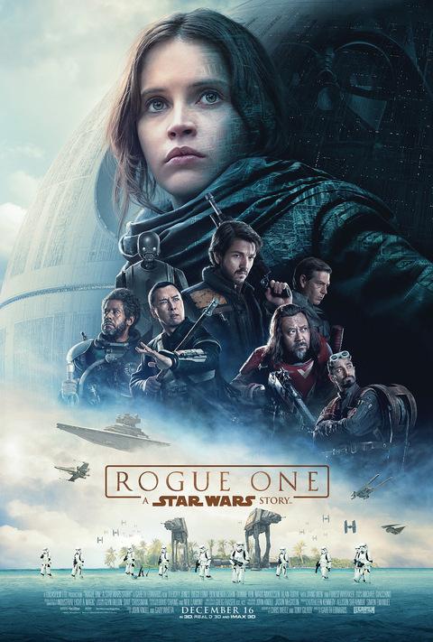 Rogue One Poster - photo StarWars.com